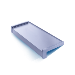 Отливы и изделия из оцинкованной стали с ЛКП